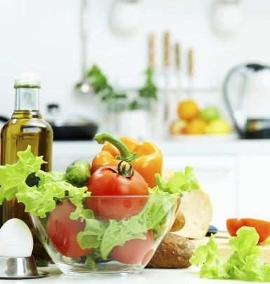 Вегетарианский рацион